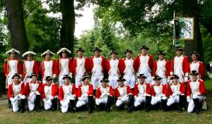 Gruppenfoto der Sappeure 2009