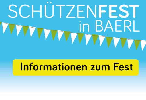 Informationen zum Schützenfest 2015 in Duisburg-Baerl